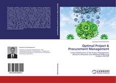 Bookcover of Optimal Project & Procurement Management