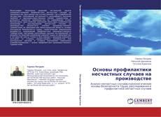 Bookcover of Основы профилактики несчастных случаев на производстве