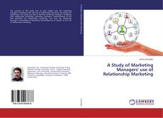 Capa do livro de A Study of Marketing Managers' use of Relationship Marketing
