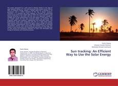 Capa do livro de Sun tracking: An Efficient Way to Use the Solar Energy