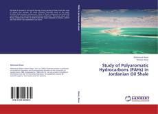 Portada del libro de Study of Polyaromatic Hydrocarbons (PAHs) in Jordanian Oil Shale