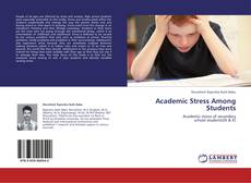 Capa do livro de Academic Stress Among Students