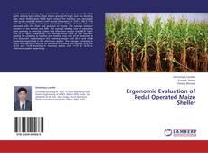 Buchcover von Ergonomic Evaluation of Pedal Operated Maize Sheller