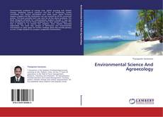 Обложка Environmental Science And Agroecology