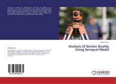 Portada del libro de Analysis of Service Quality Using Servqual Model
