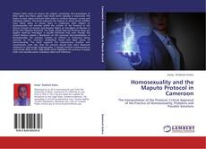 Couverture de Homosexuality and the Maputo Protocol in Cameroon