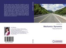 Bookcover of Mechanics: Dynamics