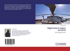 Portada del libro de Night-time F-region Currents