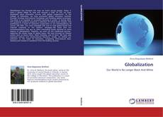 Bookcover of Globalization