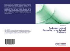 Portada del libro de Turbulent Natural Convection in an Cubical Enclosure