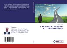 Bookcover of Rural Investors' Perception and Postal Investments