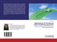 Capa do livro de Application of functional state modelling approach