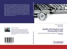 Health Informatics and Personality Traits kitap kapağı