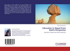 Capa do livro de Education In Nepal From Dalit's Perspective