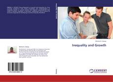 Bookcover of Inequality and Growth