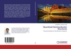 Bookcover of Quantized Semiconductor Structures