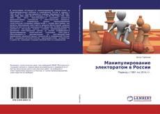 Borítókép a  Манипулирование электоратом в России - hoz