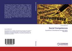 Bookcover of Social Competences