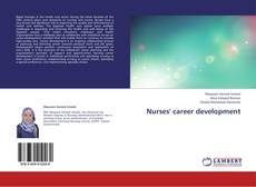 Couverture de Nurses' career development