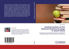 Bookcover of Implementation of the National Reading Strategy in South Africa