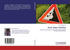 Couverture de Rock Slope Stability