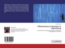 Bookcover of Effectiveness of Humour in Advertising