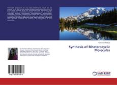 Couverture de Synthesis of Biheterocyclic Molecules