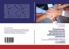 Bookcover of Социально-экономические детерминанты инновационного развития