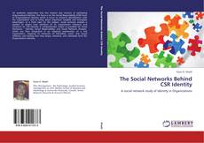 Bookcover of The Social Networks Behind CSR Identity