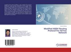 Couverture de Modified AODV Routing Protocol For Ad hoc Network