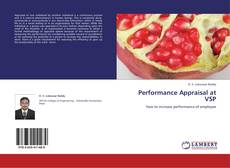 Bookcover of Performance Appraisal at VSP
