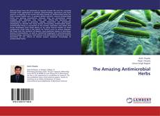 The Amazing Antimicrobial Herbs的封面