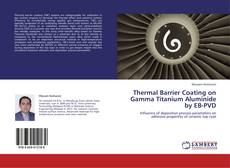 Bookcover of Thermal Barrier Coating on Gamma Titanium Aluminide by EB-PVD