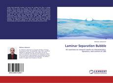 Bookcover of Laminar Separation Bubble