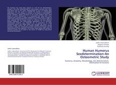 Buchcover von Human Humerus Sexdetermination-An Osteometric Study