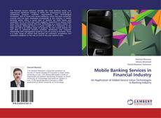 Capa do livro de Mobile Banking Services in Financial Industry