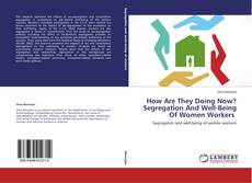 Bookcover of How Are They Doing Now? Segregation And Well-Being Of Women Workers