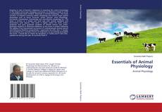 Bookcover of Essentials of Animal Physiology