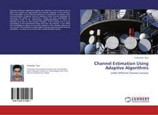 Couverture de Channel Estimation Using Adaptive Algorithms