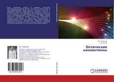 Оптические наноантенны kitap kapağı