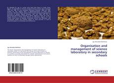 Couverture de Organisation and management of science laboratory in secondary schools