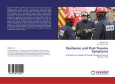 Buchcover von Resilience and Post-Trauma Symptoms