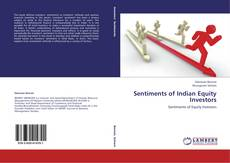 Bookcover of Sentiments of Indian Equity Investors