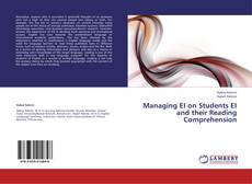 Bookcover of Managing EI on Students EI and their Reading Comprehension