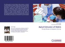 Capa do livro de Apical Extrusion of Debris