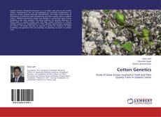 Обложка Cotton Genetics