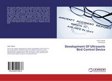 Development Of Ultrasonic Bird Control Device的封面