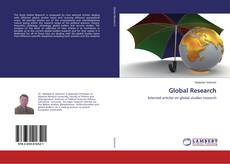 Copertina di Global Research