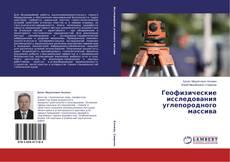 Геофизические исследования углепородного массива kitap kapağı