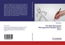 Обложка The Best Romanian Management Studies 2011-2012